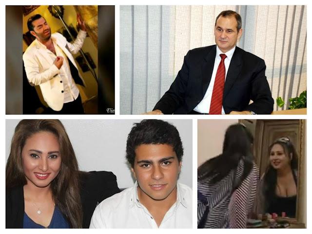 من هو زوج الفنانة رحاب الجمل؟