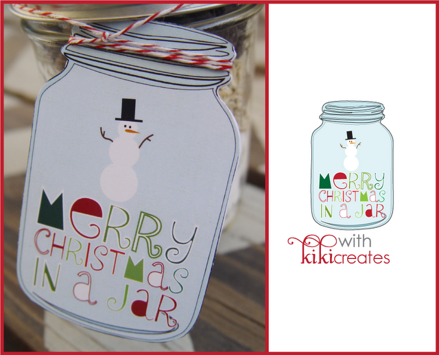 Be Different...Act Normal: Christmas Gifts In A Jar