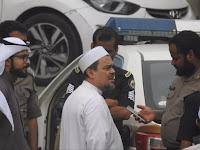 Habib Rizieq Bebas Tuduhan, Pembuat Fitnah akan diHukuman Pancung