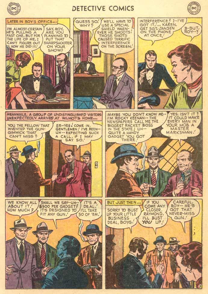 Read online Detective Comics (1937) comic -  Issue #191 - 21