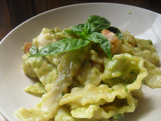 pasta pesto pomodori primo vegan