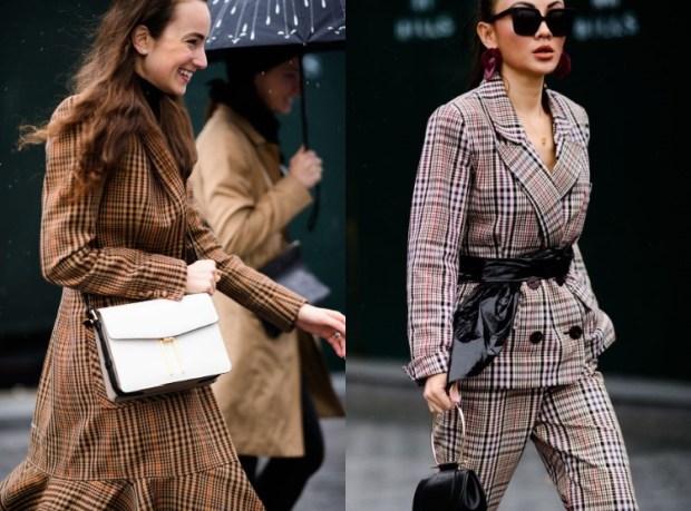 2018-2019 Fall-Winter Women's Street Style Fashion Trends