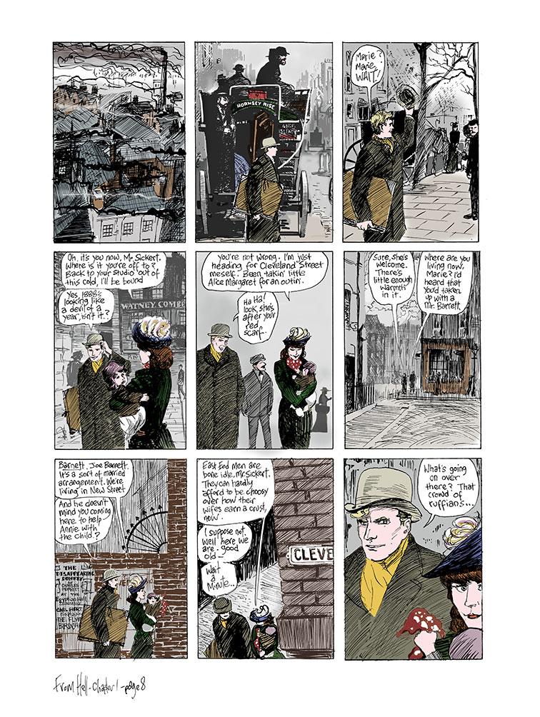 QUE COMIC ESTAS LEYENDO? - Página 21 Fromhellmaster01_03