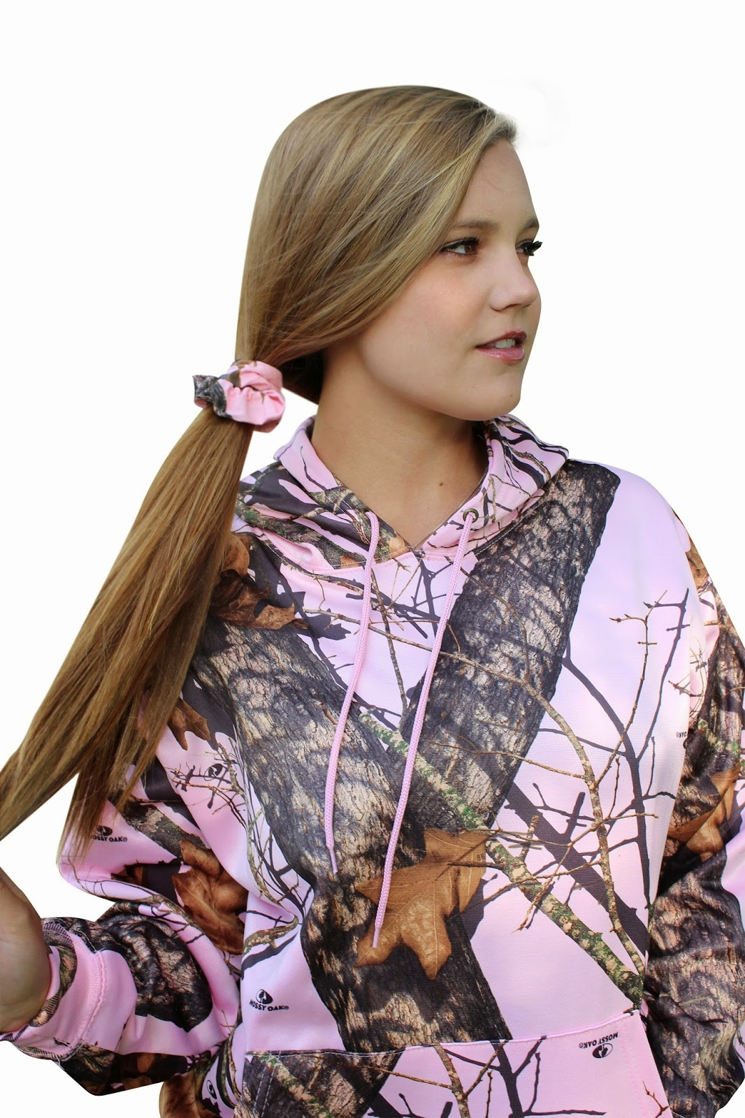 e984fb6e7d75c If you are like me and always looking for plus size cute camo clothing (and  tired of wearing just guys' camo), you'll love this licensed Mossy Oak Pink  camo ...