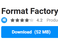 Format Factory Latest Version for Windows