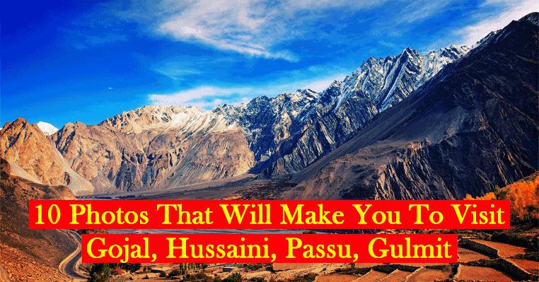 Passu, Hunza, Chaman