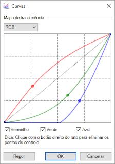 21 Fogo 2 - curvas rgb Paint.NET