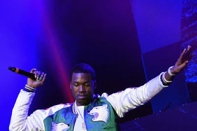 """Meek Mill Joins The """"Free Young Thug"""" Movement"""