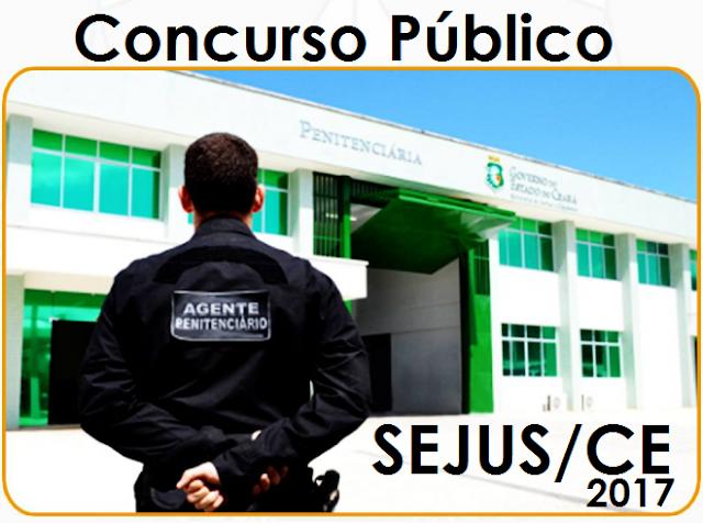 Apostila Sejus Ceará (Agente Penitenciário do Estado CE)