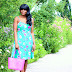 What I Wore To The Botanical Garden: The Garden Dress