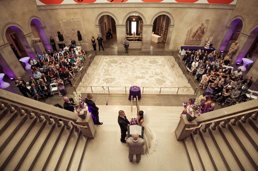 Worcester Art Museum Wedding Venues