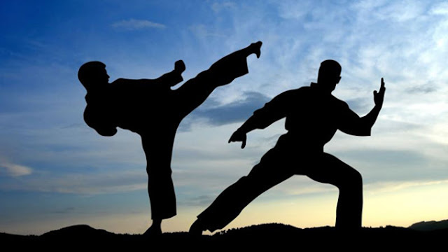 Sejarah Oyama Karate, Bertarung Melawan 100 Orang