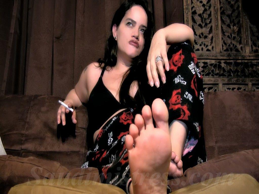 Arabic mistress
