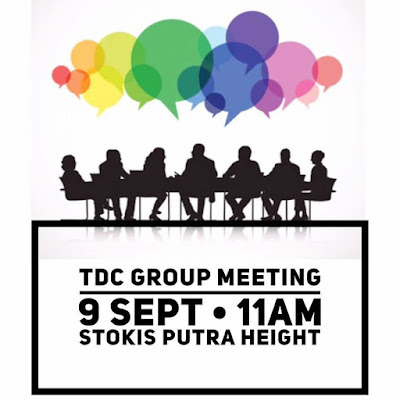 TDC Group Meeting Di KL