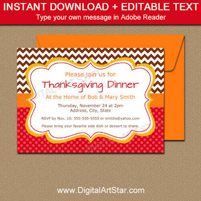 https://www.etsy.com/listing/488009551/editable-thanksgiving-invitation