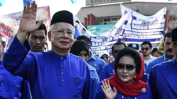 Tim Pengacara Najib Razak Mengundurkan Diri