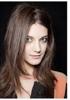 Model Rambut Zigzag Wanita