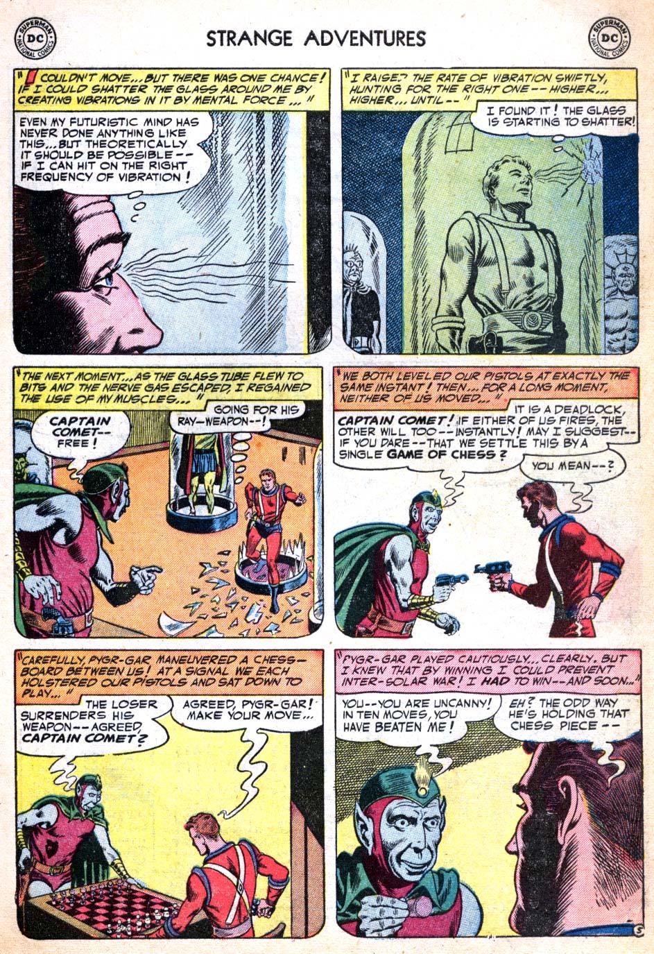Strange Adventures (1950) issue 35 - Page 7