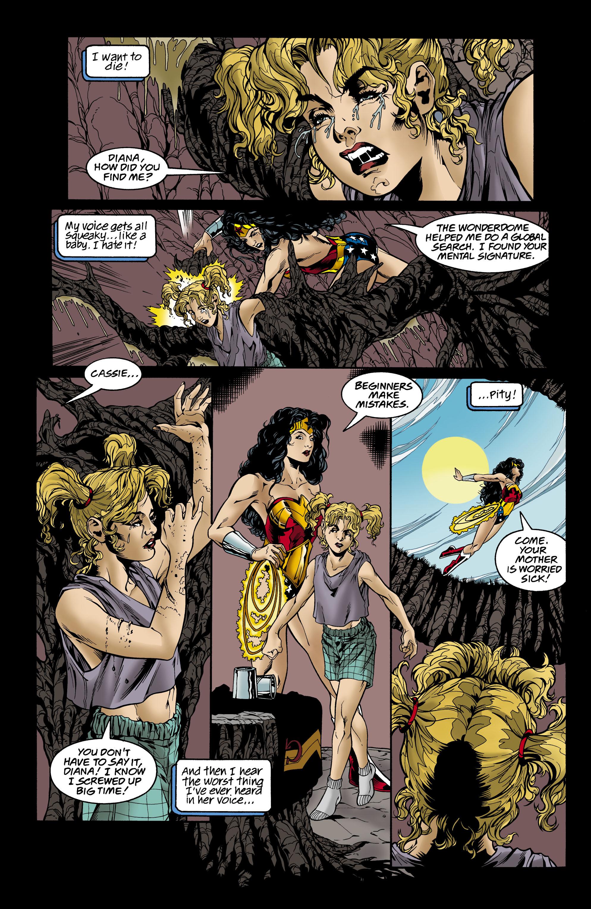 Read online Wonder Woman (1987) comic -  Issue #157 - 6