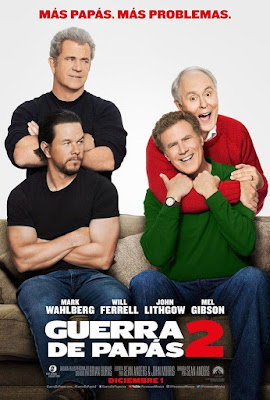 Daddy's Home 2 2017 DVD R1 NTSC Latino 5.1