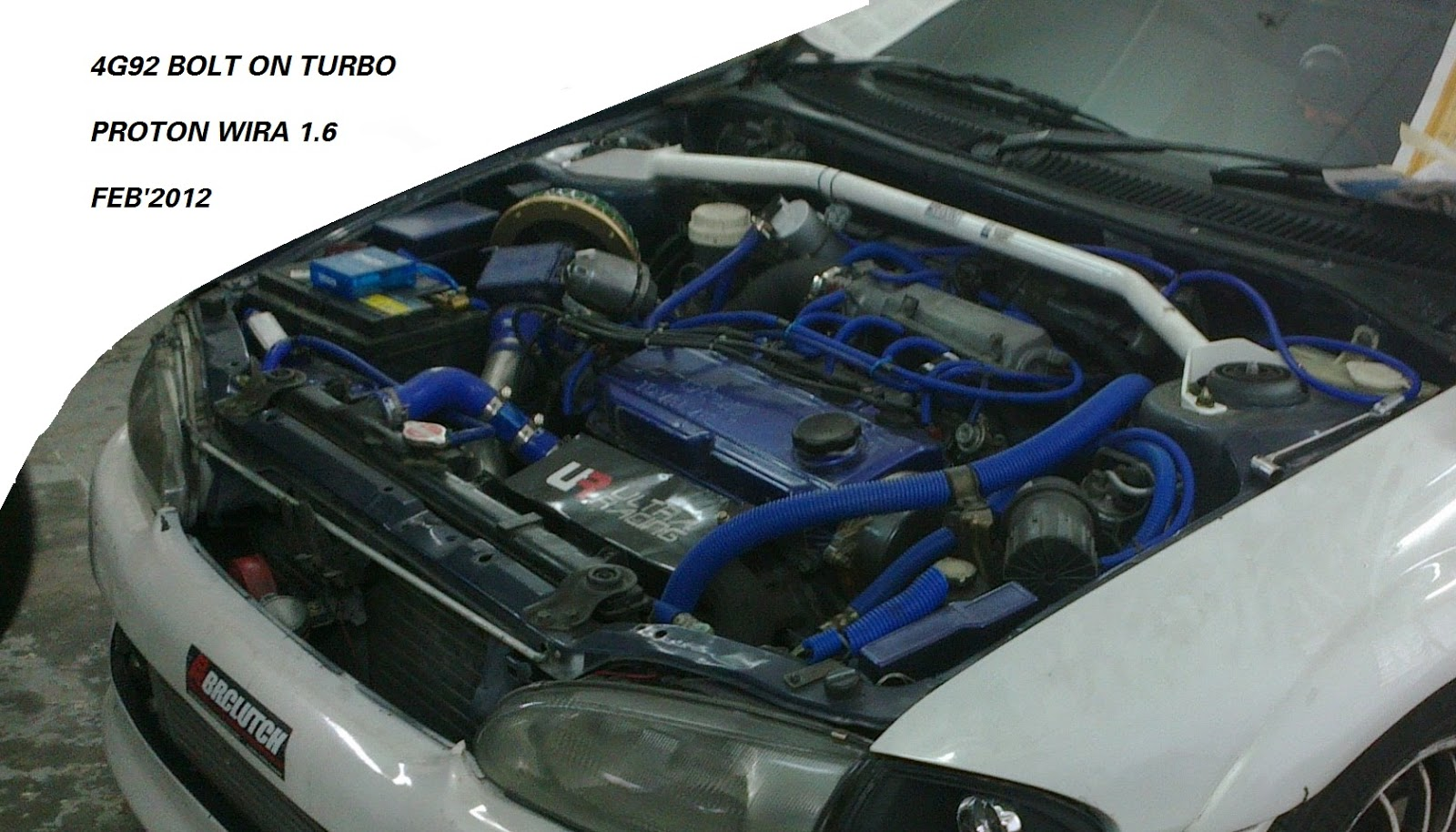 Licence to Speed - For Malaysian Automotive: Clean Engine Bays : Wire  tucked !