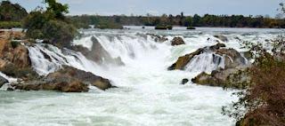 Quốc hội Lào quyết định cho khởi công thủy điện Don Sahong