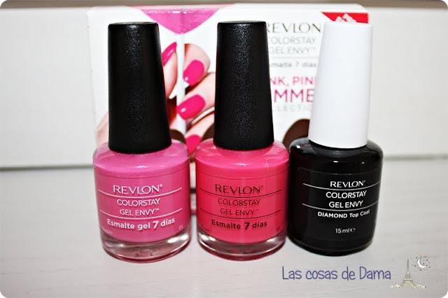 Revlon PINK PINK SUMMER COLLECTION Colorstay Gel Envy