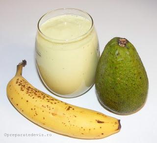 Fresh de avocado retete culinare,