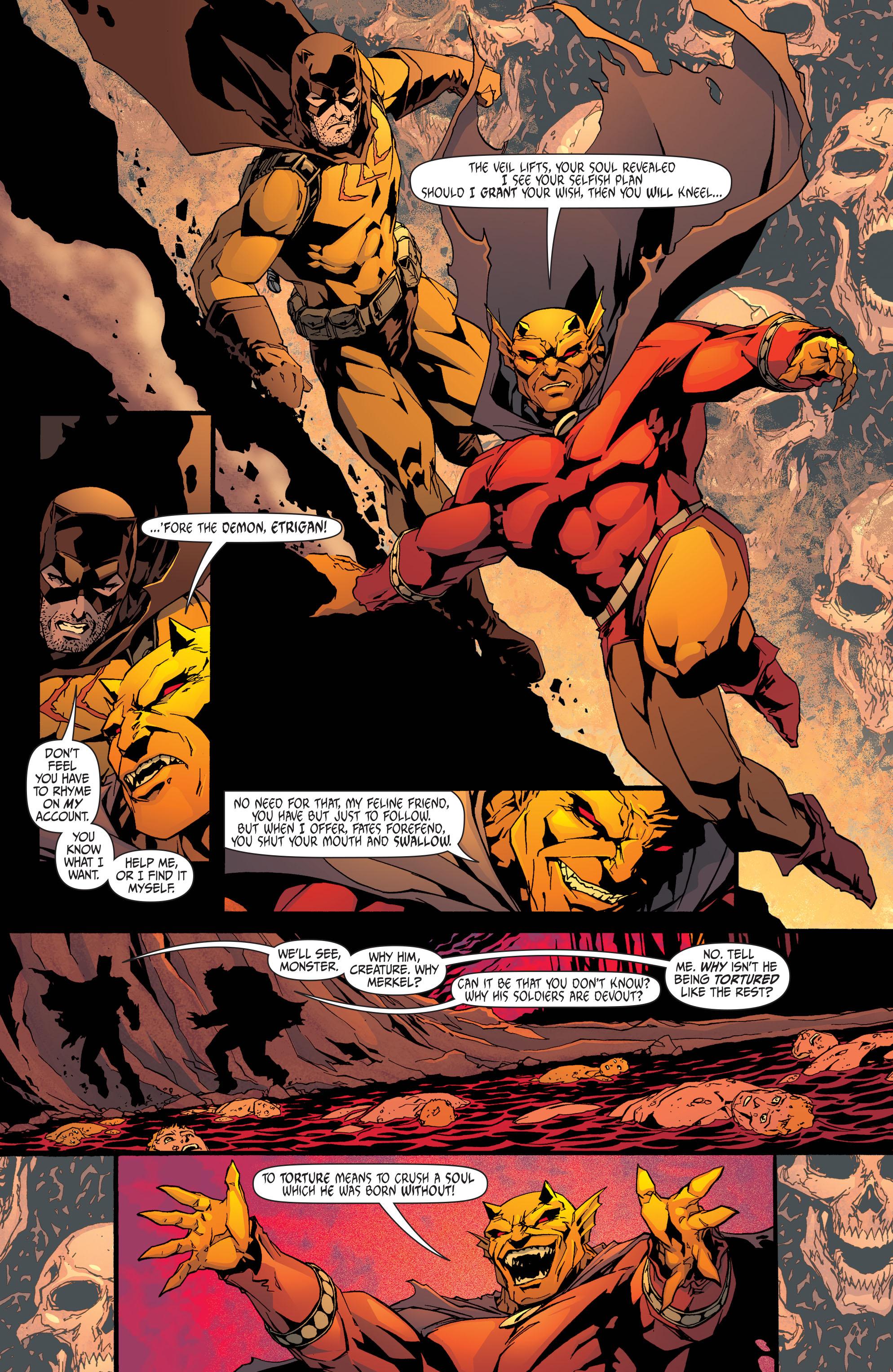Read online Secret Six (2008) comic -  Issue #32 - 8
