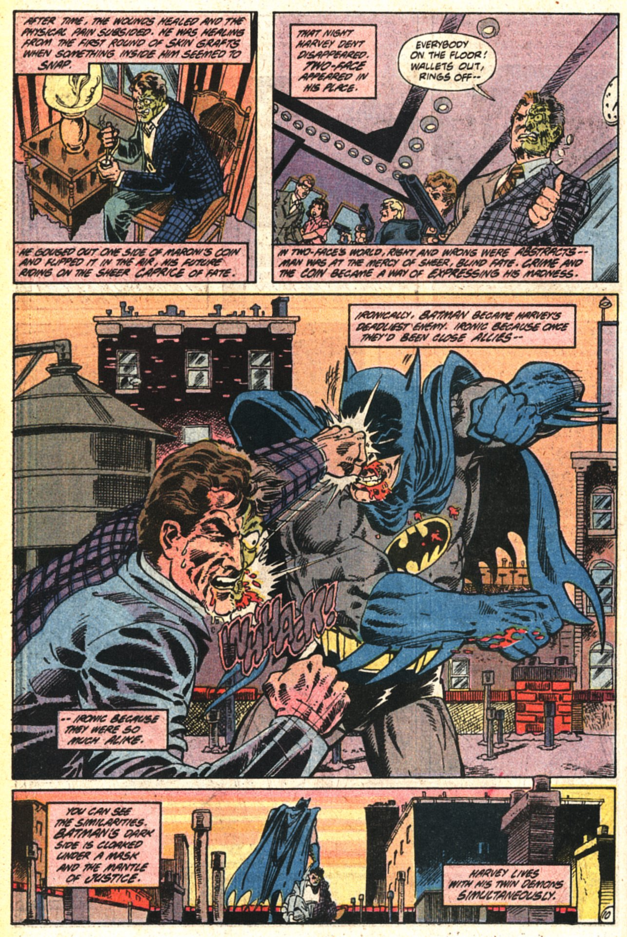 Read online Secret Origins (1986) comic -  Issue # _Special 1 - 47