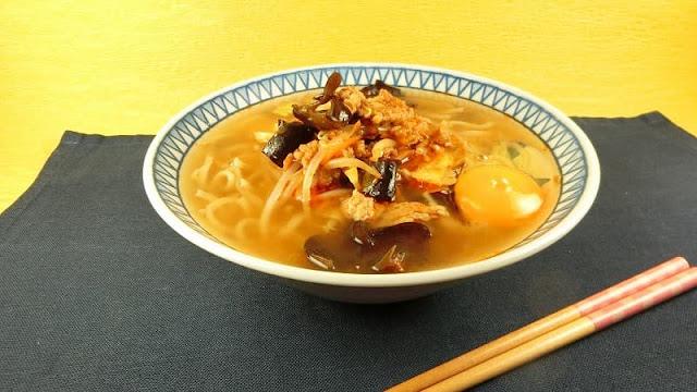 辛くておいしい!台湾ラーメンレシピ