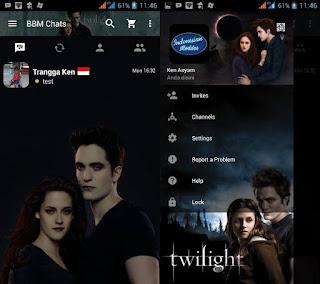 Download BBM MOD Terbaru Twilight.apk