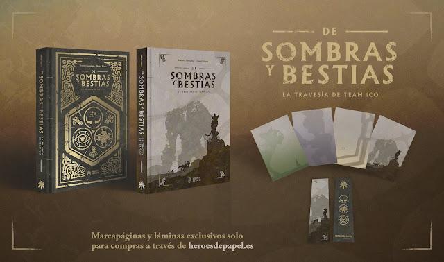 El 4 de octubre un viaje nos espera con Sombras y Bestias: La Travesía de Team Ico