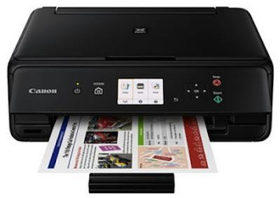 The multifunction printer Canon Pixma TS Canon Pixma TS8150 Driver Download