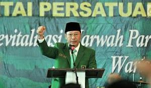 Balik Arah Dukung PAS di Pilpres, PPP : Prabowo - Sandi Merupakan Putra Terbaik Bangsa