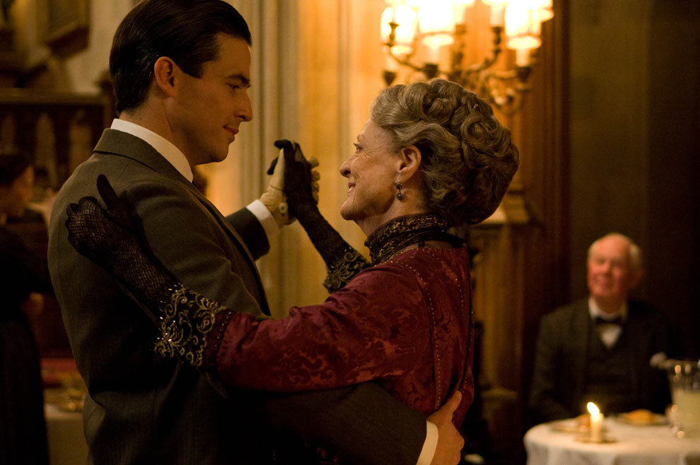 Sharon Small Downton Abbey Which brings us to the