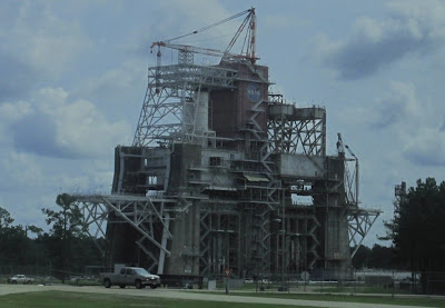 A-1 Test Stand