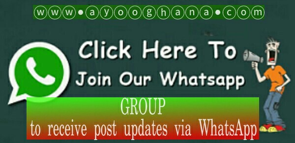 Don't miss our post updates. Join WhatsApp group