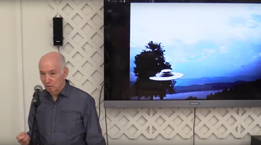 The Billy Meier Extraterrestrial Contacts - Part 1 (Kelseyville, California, April 14, 2018): Michael Horn's presentation