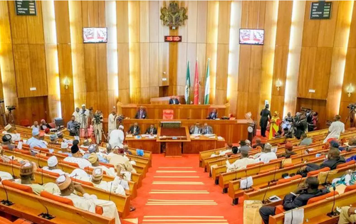 Senate Threatens To Suspend Sittings Over Inconclusive Rivers Election
