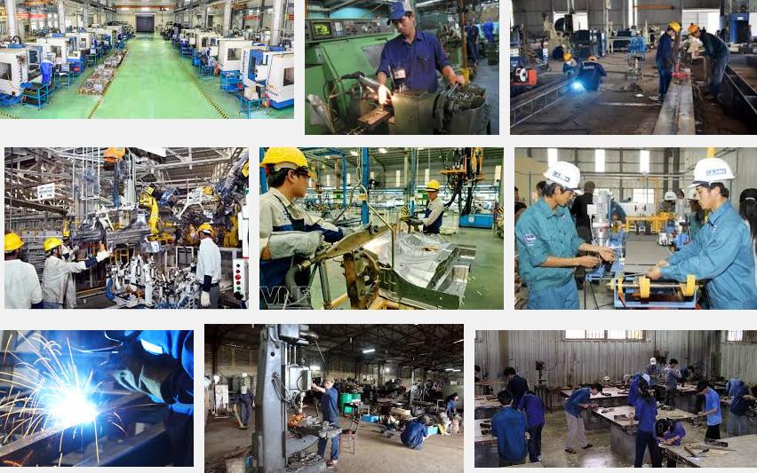 Xuất khẩu lao dộng nhật bản – Làm: Cơ khí - Hàn - Tỉnh Kagawa - Hirosima số lượng 6 nam