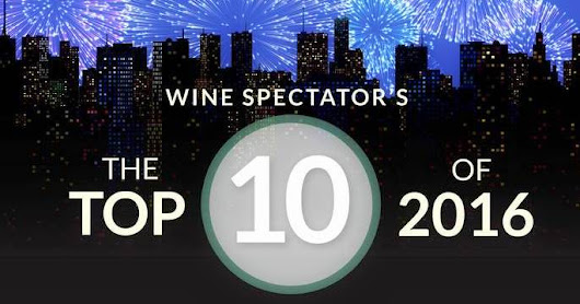 The Top 10 of 2016 Wine Spectator s