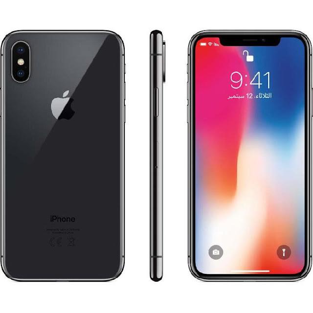 تقسيط جوال Apple iPhone X من مكتبة جرير 2018