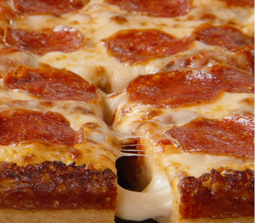 Pizza Is One Of My Favorite Foods And The More Cheese On It Better Stuffed Crust An All New Product For Little Caesars