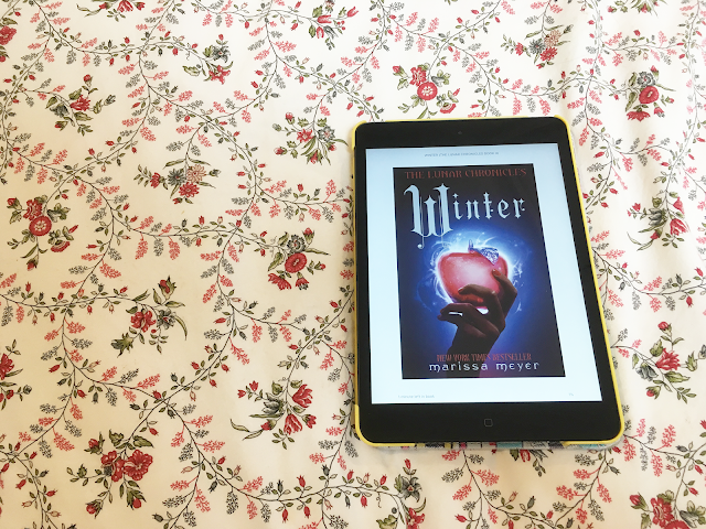 The Lunar Chronicles by Marissa Meyer review - Cinder, Scarlet, Cress, Fairest, Winter