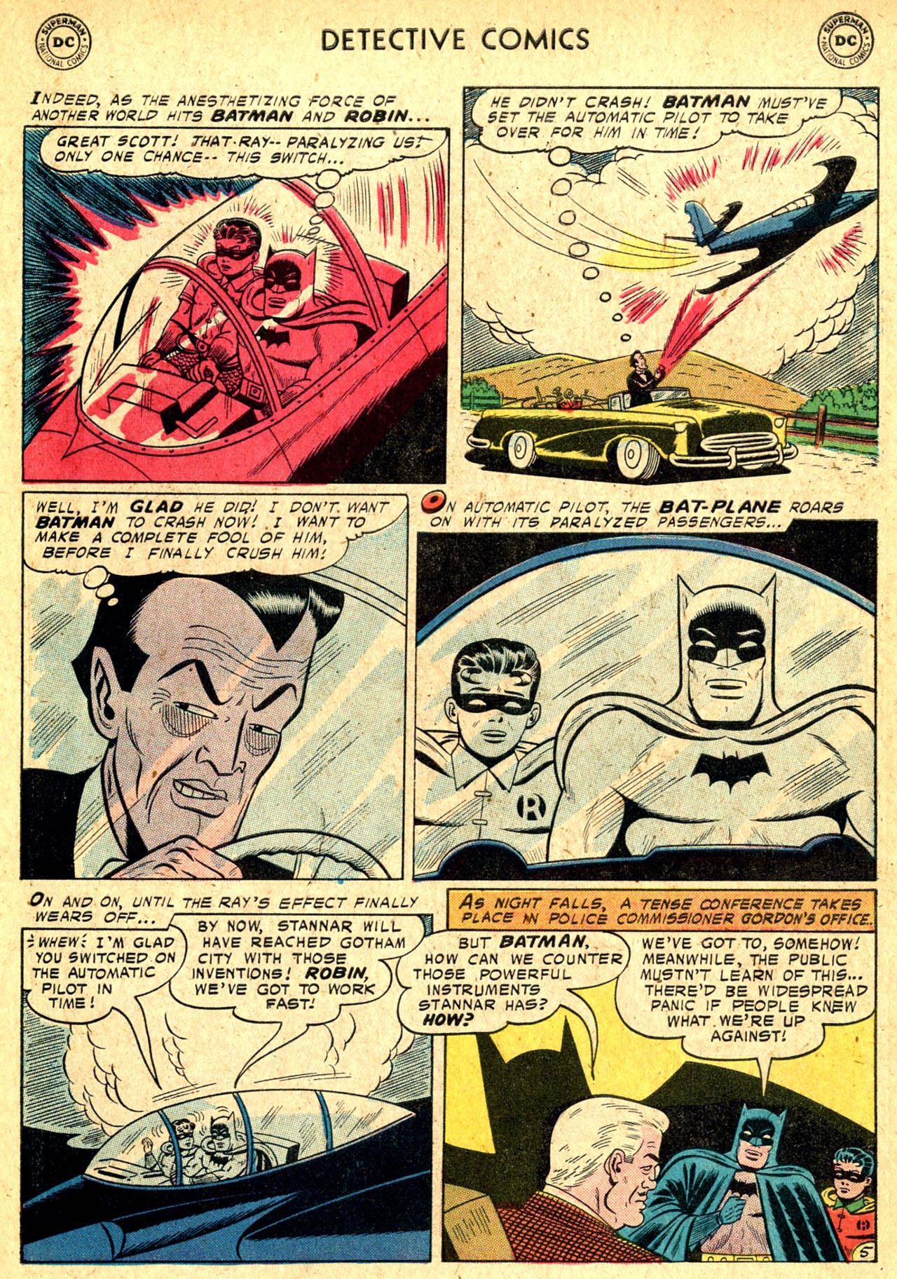 Read online Detective Comics (1937) comic -  Issue #250 - 7