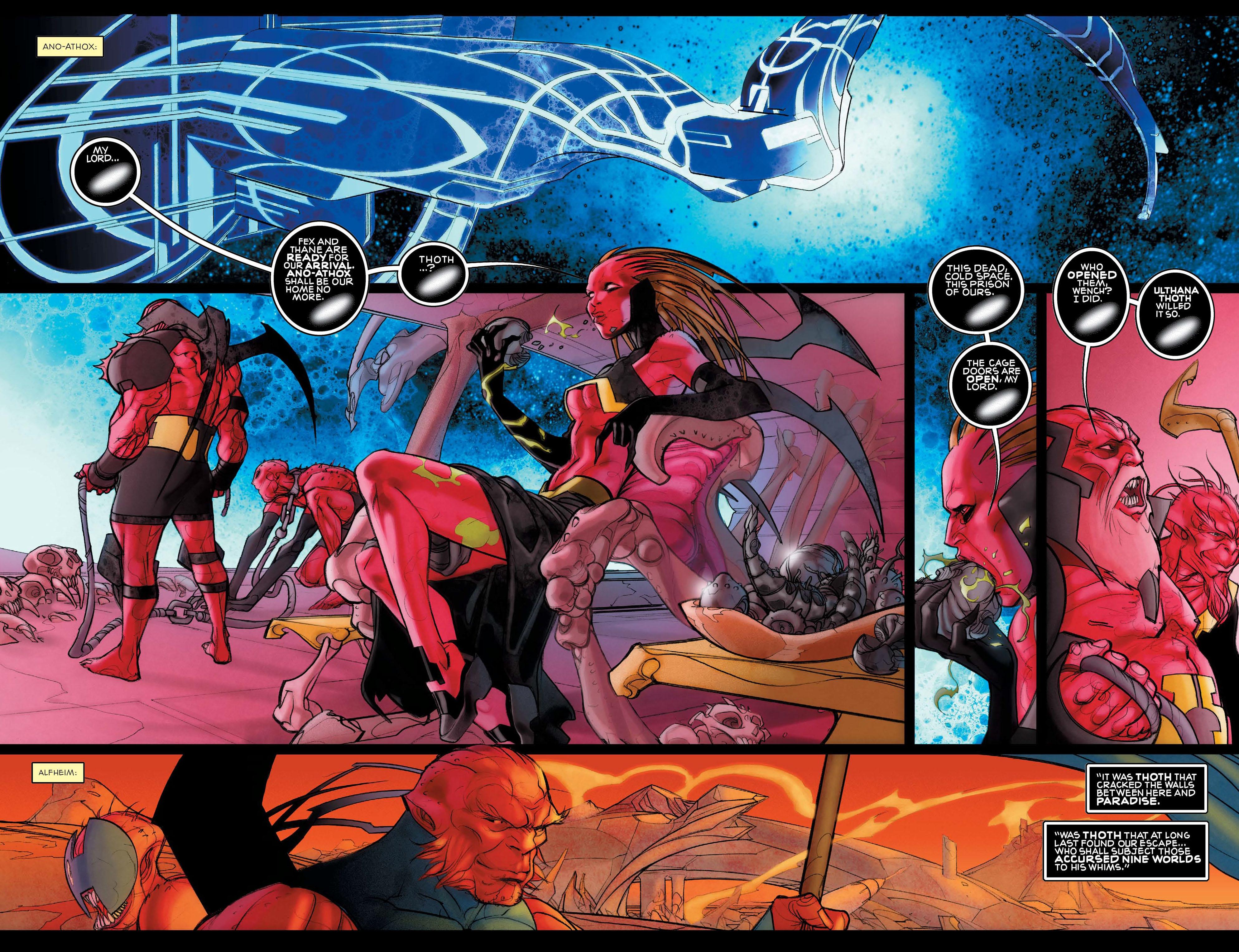 Thor (2007) Issue #616 #29 - English 9