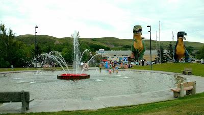 Rotary Spray Park, Drumheller