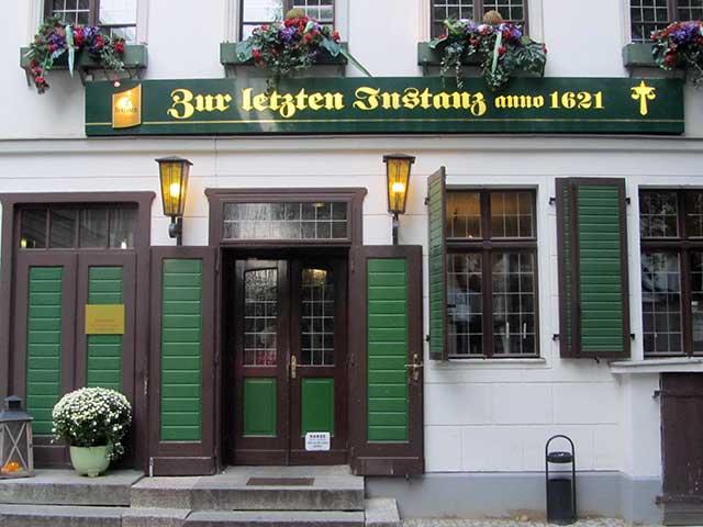 Zur Letzten Instanz em Berlim