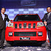 Mahindra launches the TUV300 at a starting price of INR 6.90 lacs